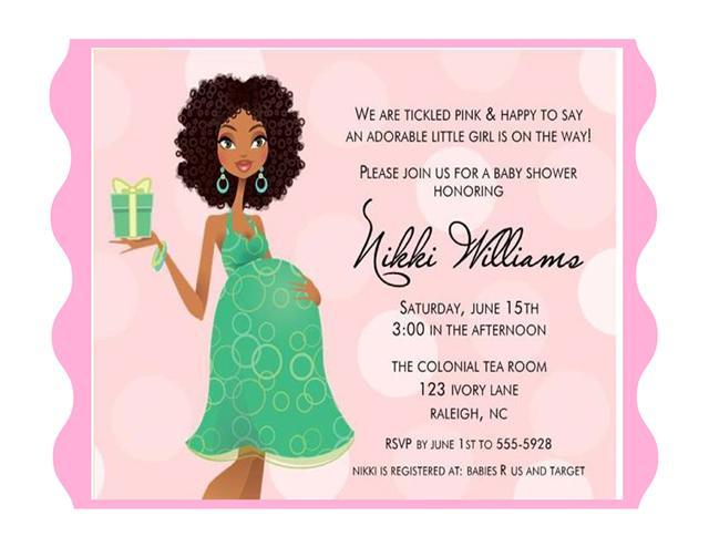Girl baby shower invitation jade girl baby shower invitation filmwisefo Image collections